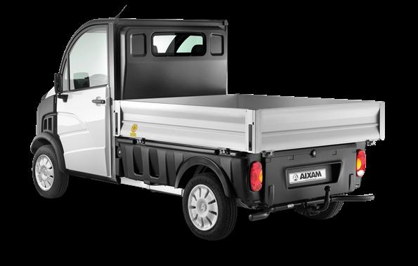 aixam d truck leichtkraftfahrzeug. Black Bedroom Furniture Sets. Home Design Ideas